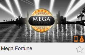 videoslot Mega Fortune